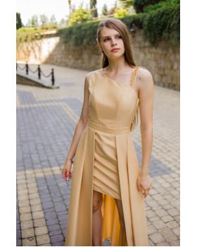 Сукня на одне плече