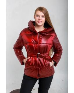 Куртка бордова