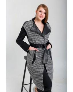 Пальто - берзукавка