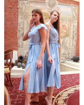 Сукня гофре