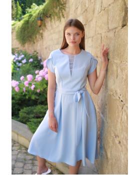 Сукня з перетинками
